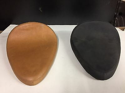 bobber solo seat leather