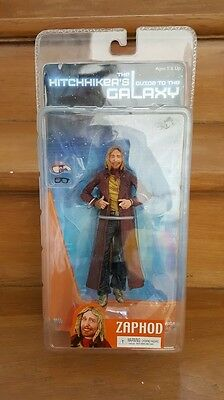 Neca Toys - The Hitchhiker's Guide To The Galaxy - Zaphod 7-Inch Action Figure