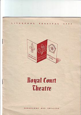 Royal Court Liverpool - The Old Vic Theatre Company