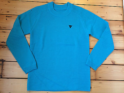 Bnwt Dainese Courchevel Sweater Jumper Wool Mix Made In Italy Snow Ski Large