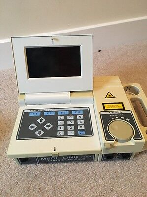 EMS MEDI-LINK MODEL 70 CONTROL MODULE SYSTEM INTERFERENTIAL Laser Therapy