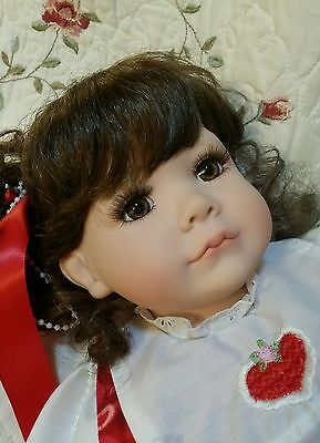 "Lloyd Middleton's ""SWEET VALENTINE""  Only 50 Dolls Made, VERY RARE"