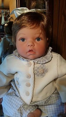 "Lee Middleton's ""SPRINGTIME STROLL"" Doll  Complete With Everything By Reva"