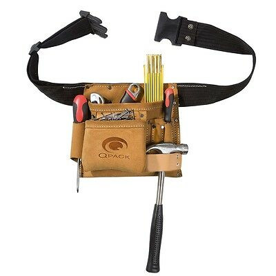New Toolpack Single-Pouch/ Bag/Storage/Kit Tool Belt Leather Regular 366.010