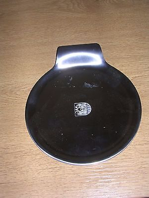 Georg Jensen Brushed Stainless Steel Dish/Coaster (boxed)