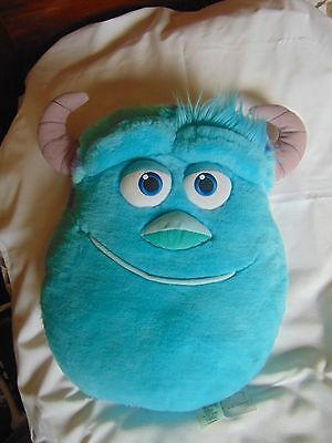 Monsters Inc. ~  Sully ~ Novelty Cushion ~ Disney