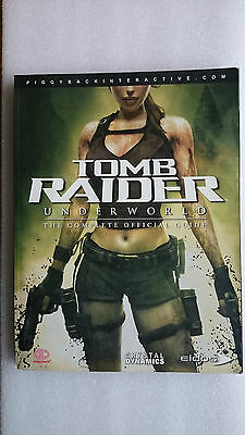 Lara Croft Tomb Raider Underworld Strategy Guide