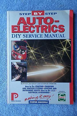 Step By Step Auto Electrics Diy Service Manual