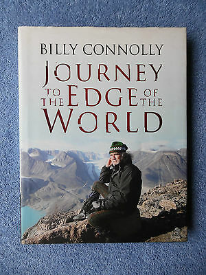 Billy Connolly Journey To The Edge Of The World Free Uk Postage