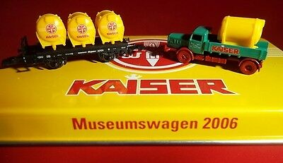 Z Scale Marklin 2006 Kaiser Collecters Car New In Box
