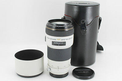 *EXC* Minolta AF 80-200mm f/2.8 G High Speed for Sony Alpha from Japan #0695