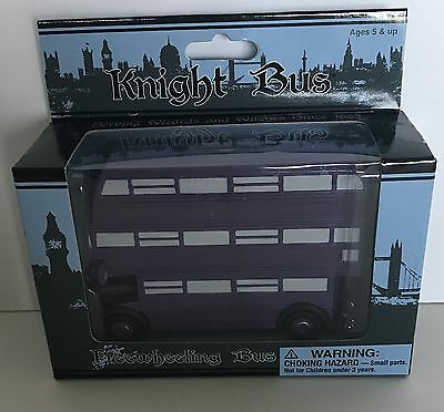 Universal Studios Harry Potter The Knight Bus Toy New Box