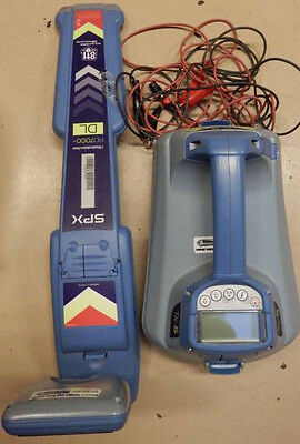 SPX Radiodetection RD7000+ DL TX-3 Cable Pipe Locator