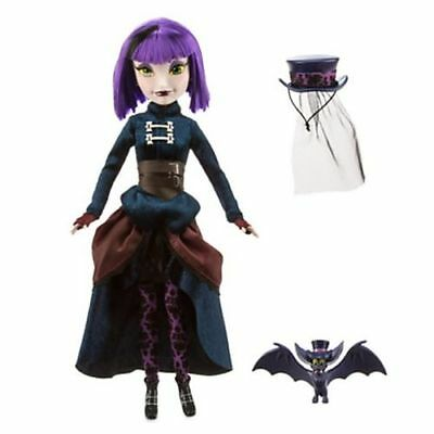 Halloween Disney Parks Haunted Mansion Attractionistas Doll Gracey 12""