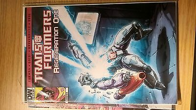 IDW comic Transformers Regeneration one Issue #93
