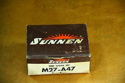 NEW  SUNNEN   ONE STONE SET  M27-A47   Made in USA  FREE SHIPPING