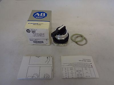 New Allen Bradley 800T-H17 Series T 2-Position Selector Switch