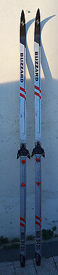 Blizzard cross country skis 195cm