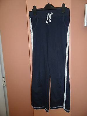 GIRLS' JOGGING BOTTOMS, age 11-12 years