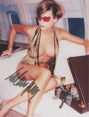 Melania Trump #1 Reprint Autographed 8X10 Signed Picture Photo First Lady Donald