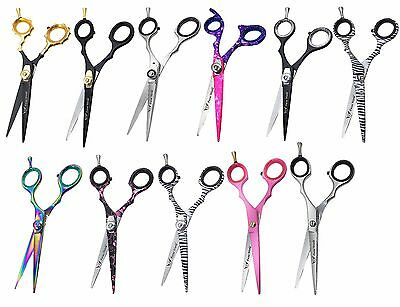 """FW®- Professional Hair Cutting Scissors Shears Barbers Salons Hairdressing 5.5"""""""