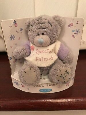 """Genuine Me To You Bear  Small Size  """" Special Friend """""""