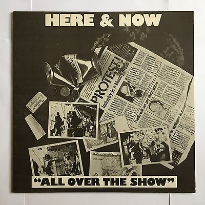 Here & Now, All Over The Show Vinyl LP NOW 2