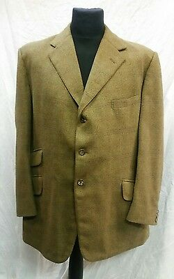 "Mens Bladen Pure New Wool Hacking / Riding Jacket Size 44/46"" Chest Approx"