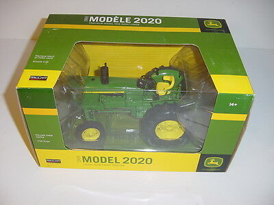 1/16 John Deere 2020 High Detail Tractor by SpecCast NIB!