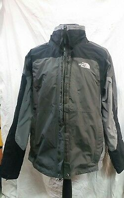 Mens The North Face Hyvent Waterproof Breathable Jacket Size XL