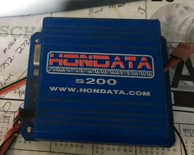 Hondata S200 Ecu Dealer Edition All options Enabled Very Rare