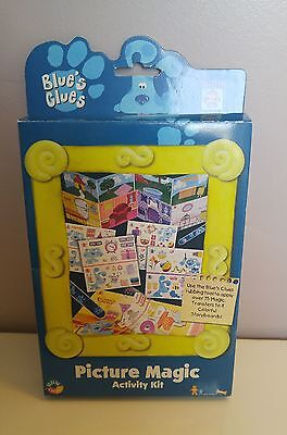 Blues's Clues Picture Magic Activity Craft Kit - NEW
