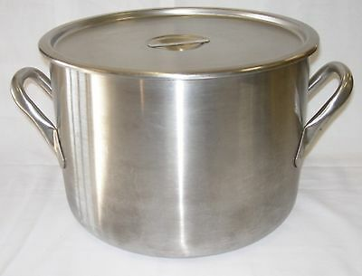 Vollrath Stainless Steel Stock Pot 16 Qt. Size