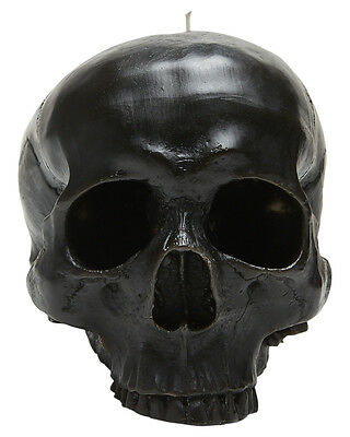 New Thrills Skull Candle Loundge Living Room Black N/A