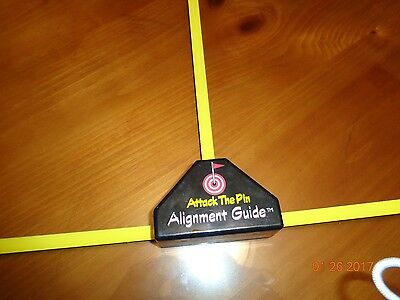 Attack The Pin  Alignment Guide Ruler