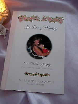 +Funeral+Stationery+Order' of' Service' &' Memorial' Cards_