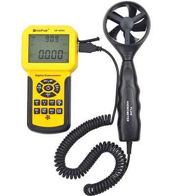 HoldPeak HP-846A Digital Wind Speed Air Volume Meter Anemometer Handheld with