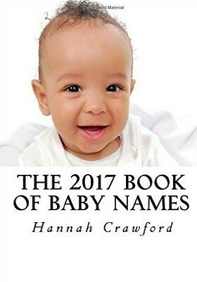 Baby Name Book 2017