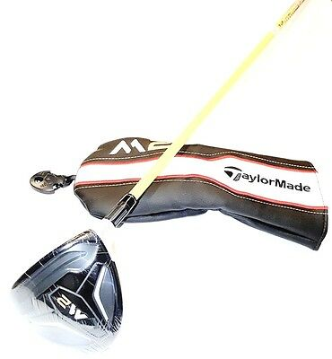 Taylormade 2017 M2 Fairway 3 Wood 15° Mens RH +Tour AD MT 6s Shaft Upgrade Golf