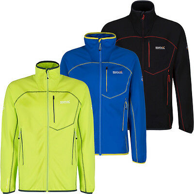 65%OFF RRP Regatta Outdoor  Diego II Mens Full Zip Fleece Extol Softshell Jacket