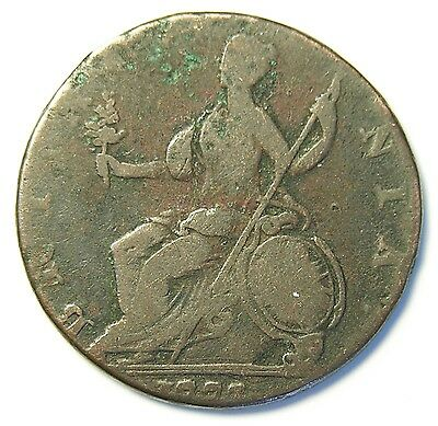Authentic American Revolutionary War Coin 1773 Better Date