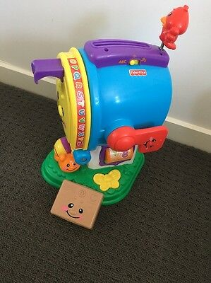 Fisher Price Letter box Toy