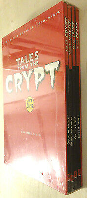 BD COFFRET TALES FROM THE CRYPT tome 5 à 8 § EO § 2000 rare ETAT NEUF(X2GD32)