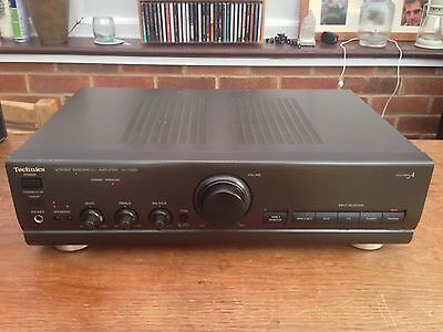 Technics SU-V500 Stereo Integrated Amplifier Superb Classic Amp With Phono Stage