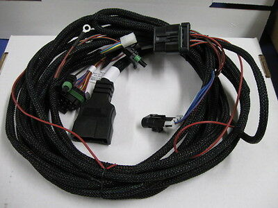 fisher snow plow mount • 280 00 picclick oem western fisher 26345 snow plow 3 pin main control harness ultra min mount