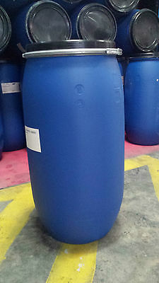 150L Barrel - Heavy Duty HDPE-Air tight/Waterproof -Dry Storage-Camping-Canoeing