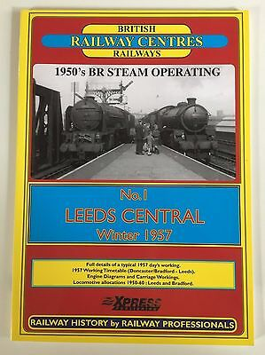 No 1 Leeds Central Winter 1957 Xpress Publishing