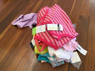 Free Post Baby Girl NWT Bulk Clothes Size 00, 20 Items,Roxy,Pumpkin Patch