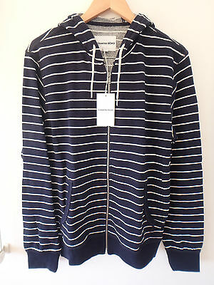 Free Post Mens NWT Country Road Hoody Size XS