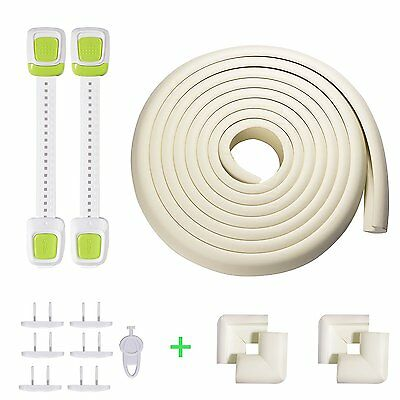 Baby Safety Corner Cushion Edge Guards,Childproofing Edge and Corner Control